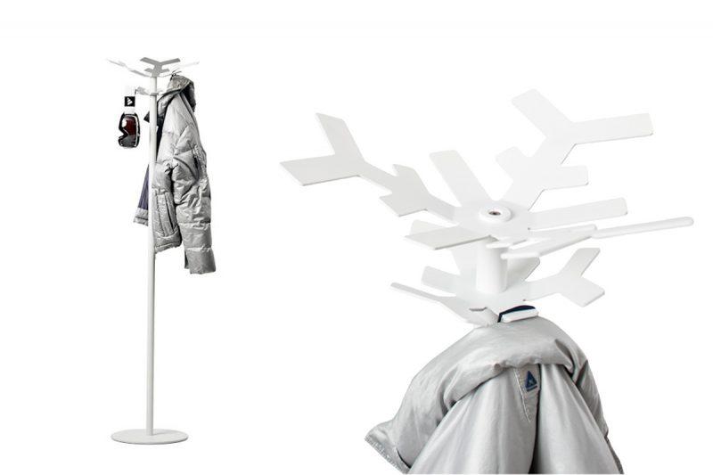 Snow Coat Stand