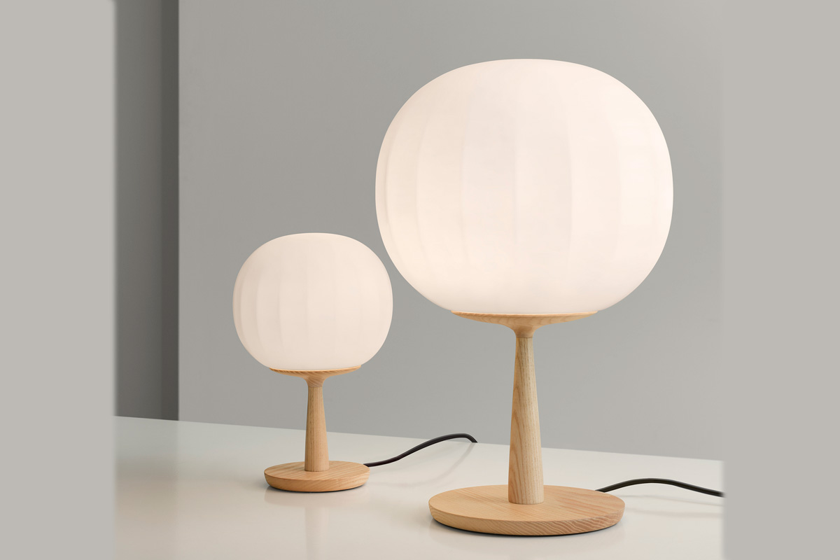 Lita Table Structure Lamp Crest London