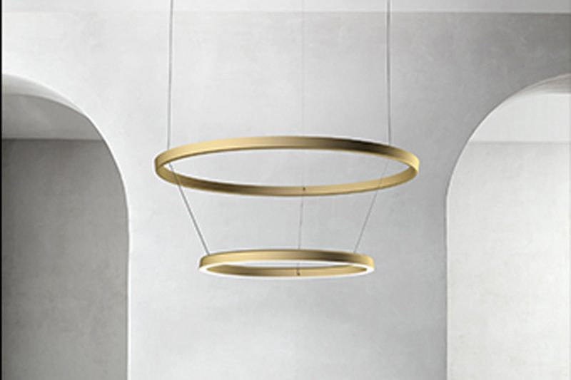 Compendium Circle, suspension light