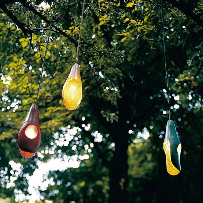 Luceplan outdoor lighting