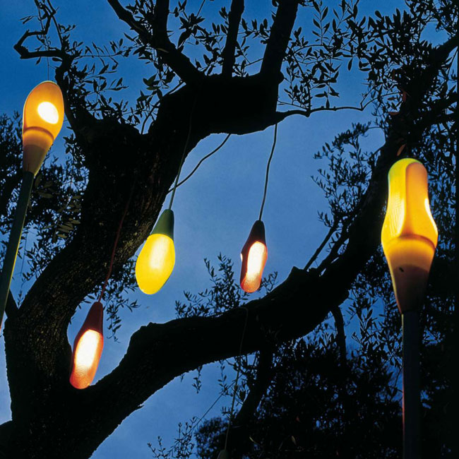 Luceplan outdoor lighting