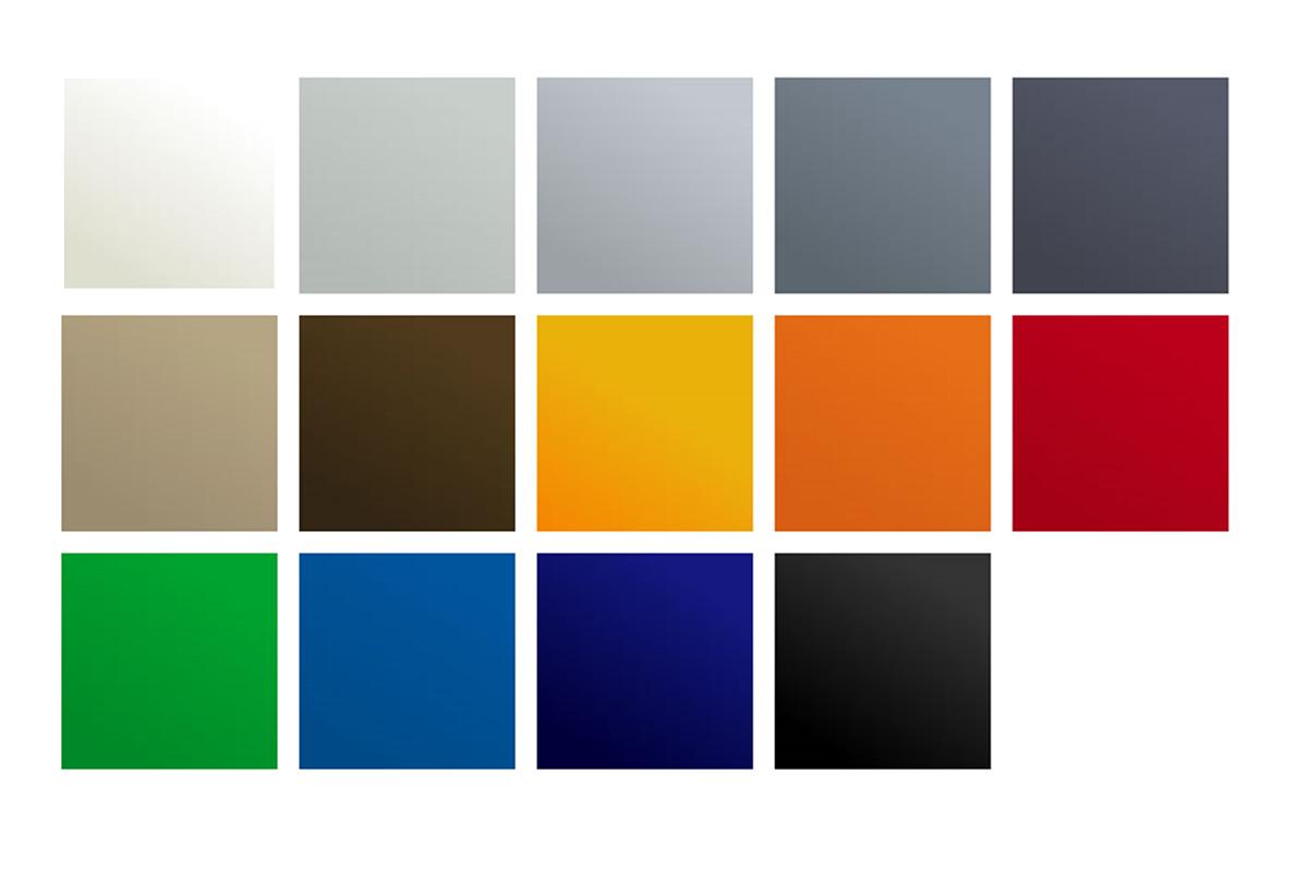 USM home office desk colours