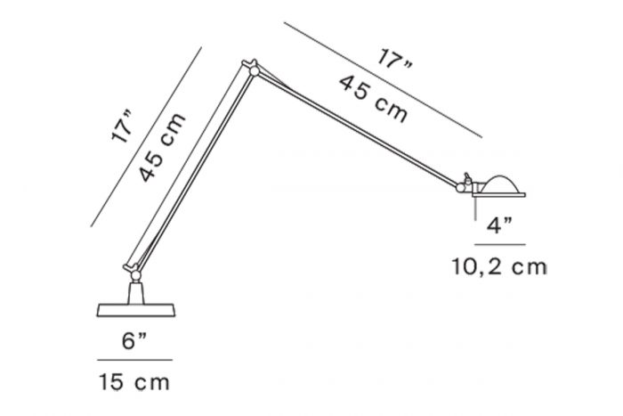 Berenice table lamp - Large