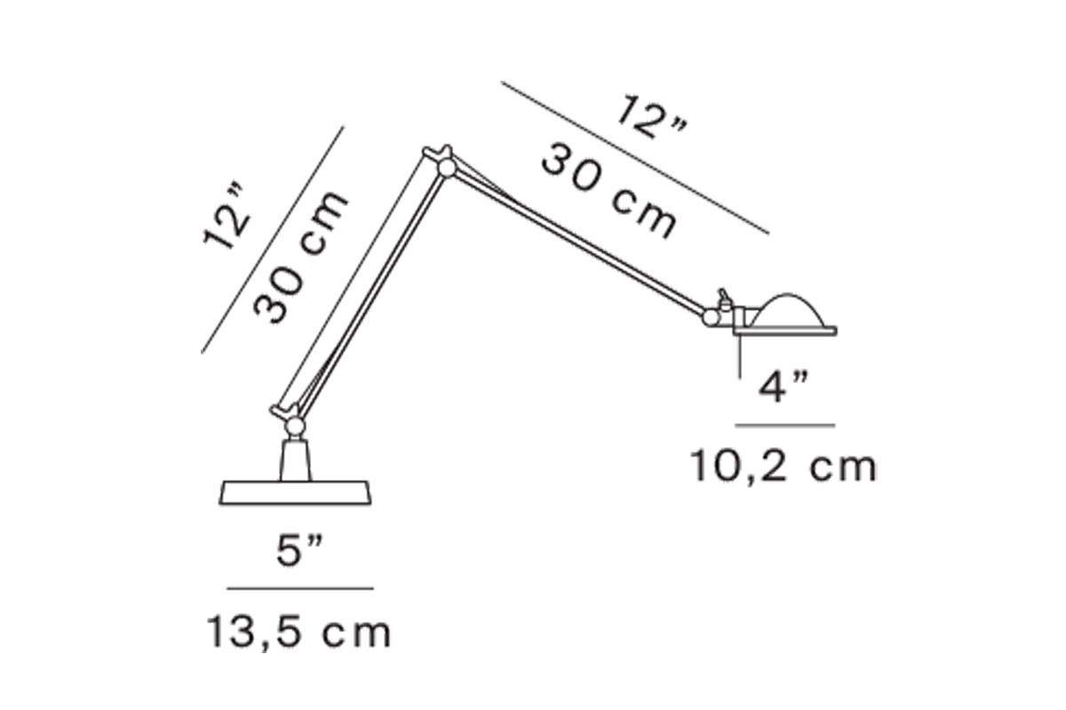 Berenice table lamp - small