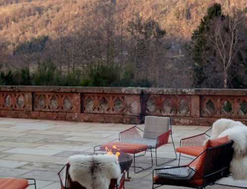 A five-star experience & five-star furniture!