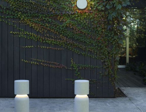 Luceplan has expanded its outdoor collection