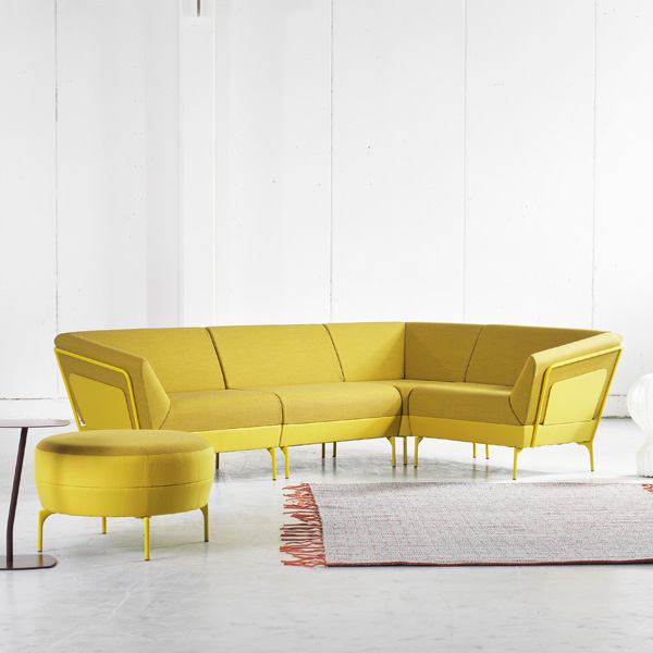 Lammhults Addit sofa