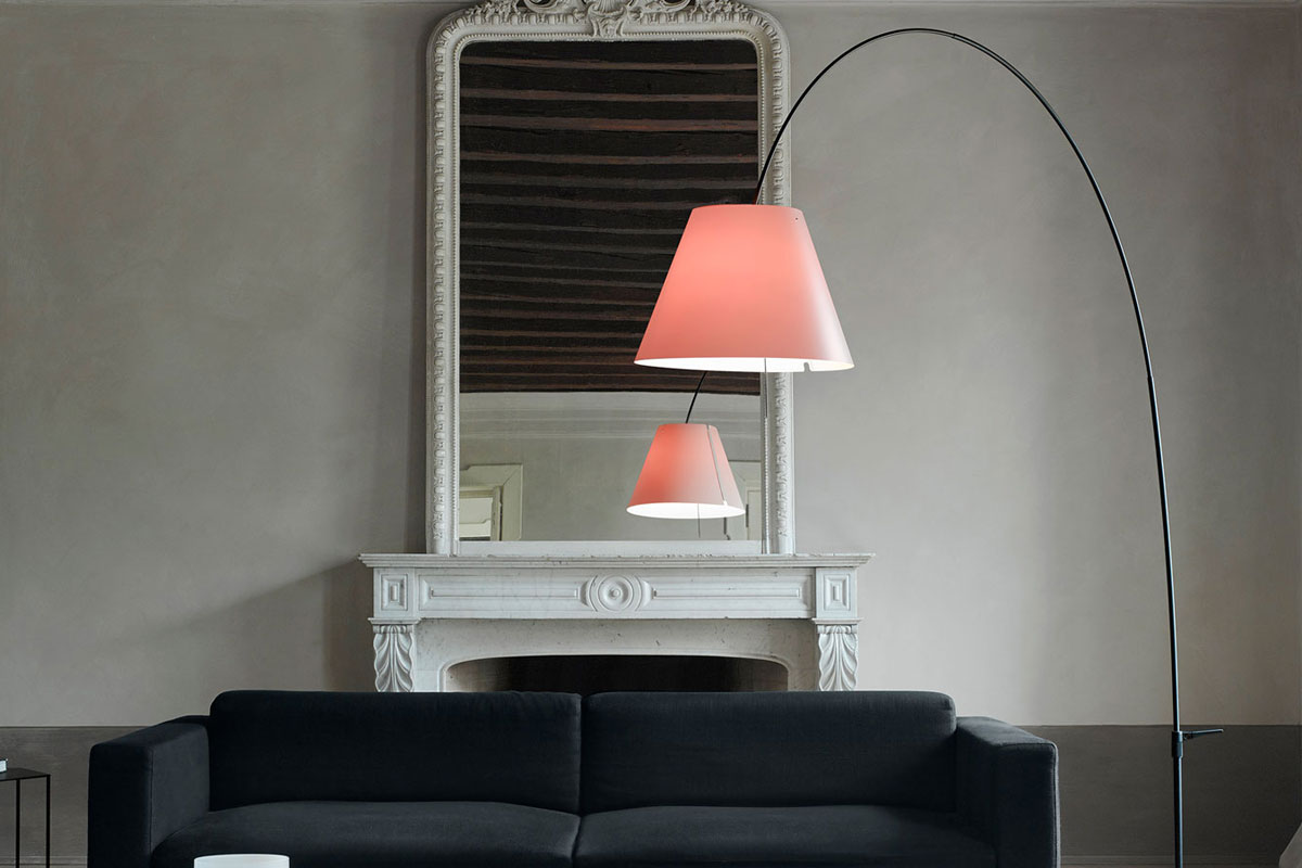 Lady Costanza floor lamp from Luceplan