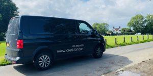 The Crest van
