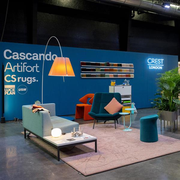Crest at Design London 2021