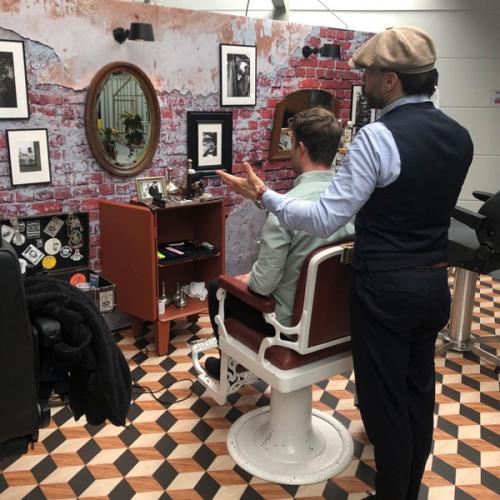 Artifort hairdresser